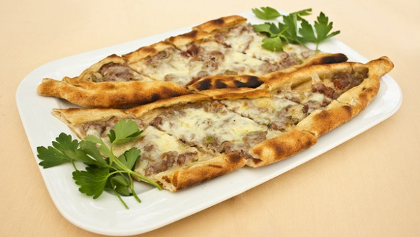 Sfiha (Arab Pizza)