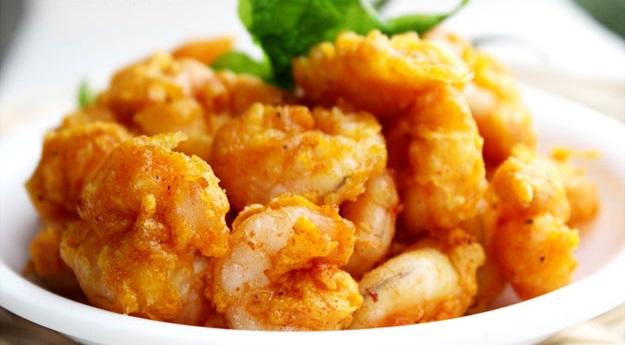 Shrimp Pakoray