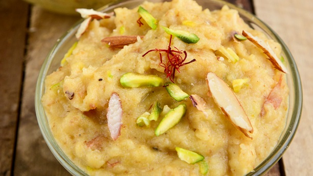 Sooji Halwa-Traditional