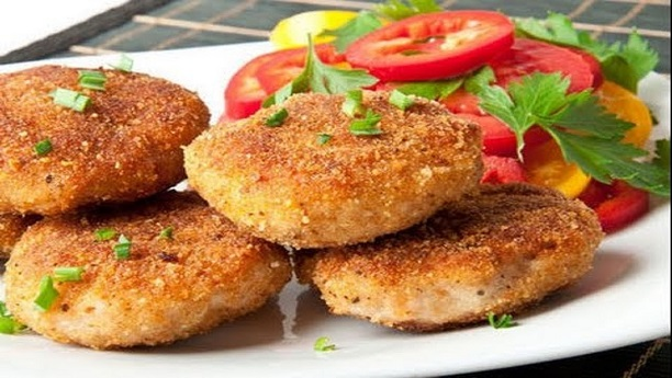 Spiced Fish Patties (Machi Kababs)