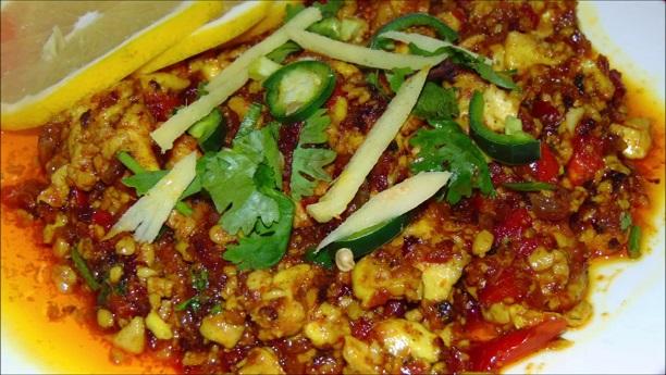 Spicy Dil, Gurda, Kaleji, Maghaz