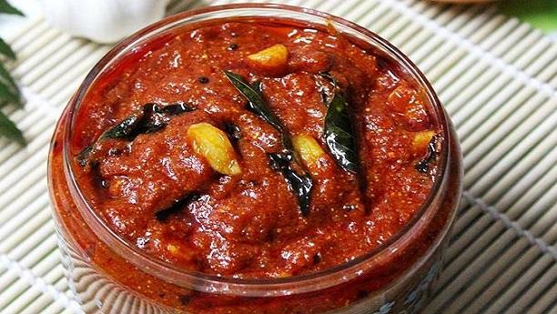 Spicy Tomato Pickle