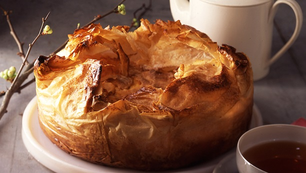 Sweet Potato Souffle Pie