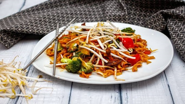 Thai Fried Noodles