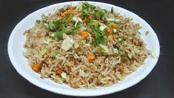 Tud Tud Bhata (Kashmiri fried rice)