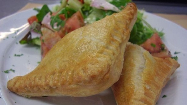 Chicken Puff Pastry