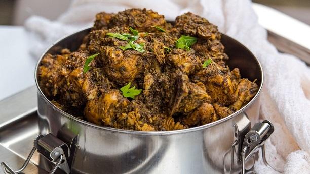 chicken zeera roast