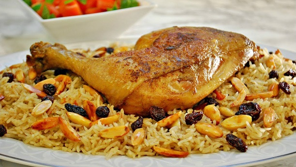 Kabsa By Chef Fauzia