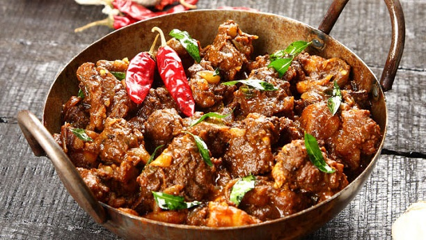 Lamb Karahi Without Red Pepper