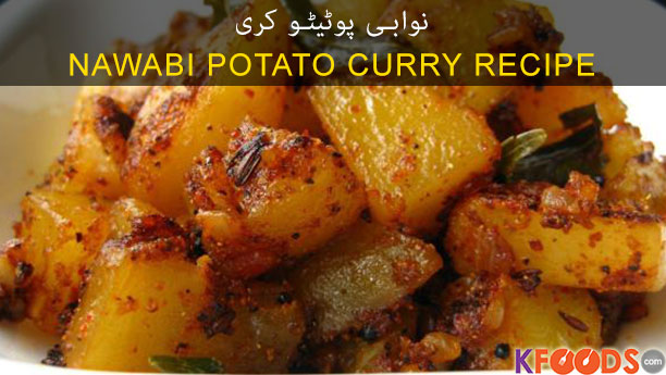 Nawabi Potato Curry