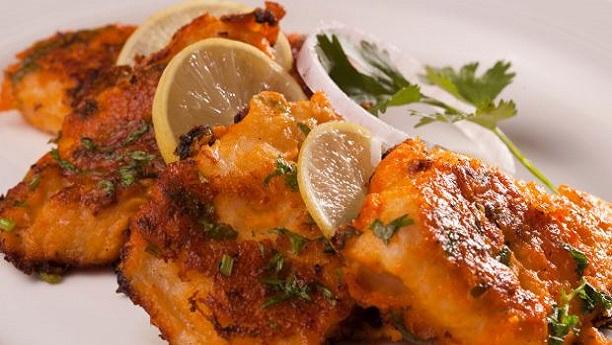 پنجابی تلی مچھلی