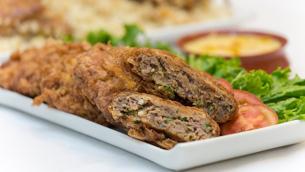Vegetable Kabab Nawabi