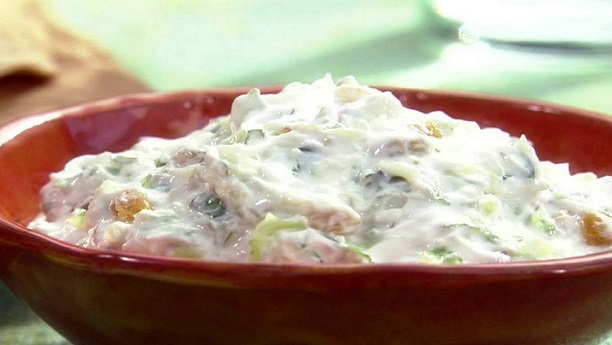 Yogurt and Onion Salad