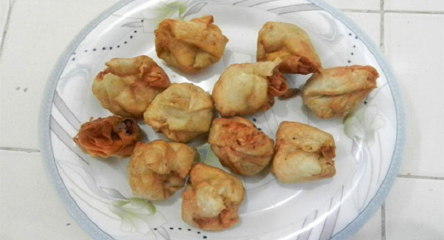 chinese wontons recipe