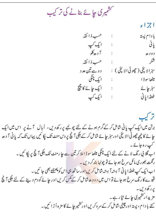how to make tea with milk in urdu