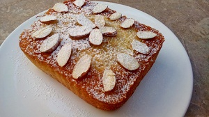 Almond Cake - Step By Step Recipe