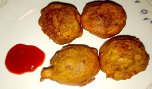 Aloo Vada Step by Step Recipe