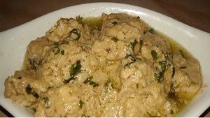 Boneless Chicken Handi Recipe