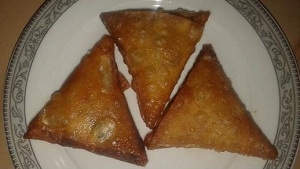 Chicken Mayo Samosa Recipe