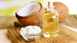 Coconut Oil Benefits for Hair, Dryness and Nails
