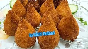 Coxinha Recipe (Brazilian Chicken Croquettes)