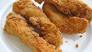 Crispy Chicken Strips (Step by Step)