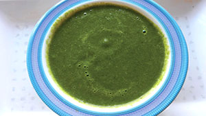 Green Chutney Step by Step Recipe