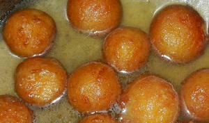 Gulab Jamun - Step By Step Recipe