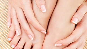 How to Get Beautiful Hands and Feet at Home