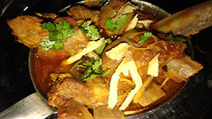How to Make Balti Gosht Recipe