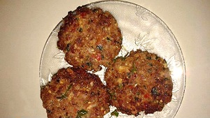 How to Make Chapli Kabab Recipe in Urdu