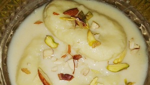 How to Make Rasmalai Step by Step Recipe