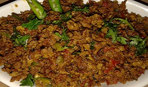 Keema Ghotala Recipe