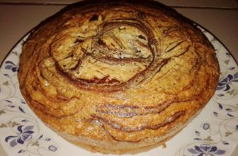 Marble Cake - Step By Step Recipe