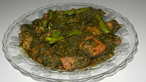 Palak Gosht Step By Step Recipe