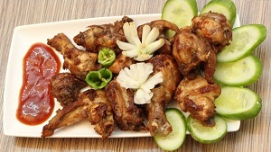 Fried Spring Chicken Recipe