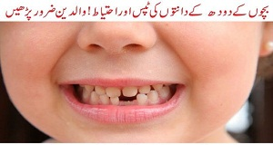 Teething in Infants: Signs and Tips in Urdu