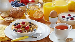 Top 7 Healthy Foods for Breakfasts
