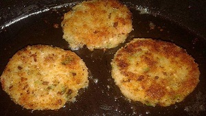 Potato and Vegetable Cutlets Recipe