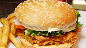 Zinger Burger Step By Step Recipe - Maza Esa Jo Rukny Na Dy