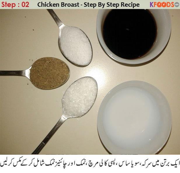 Chicken Broast Recipe Step by Step