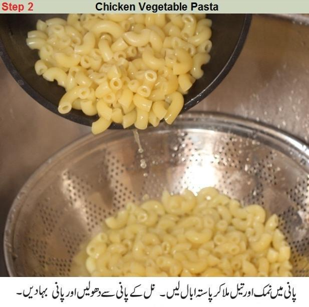 how to make chicken pasta