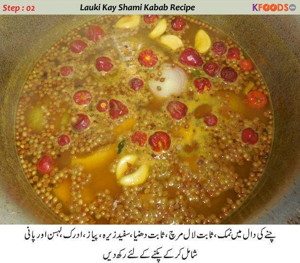 lauki kabab recipe