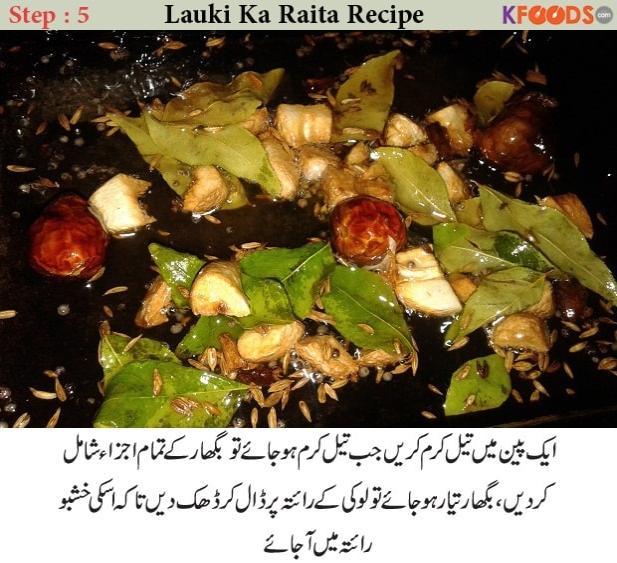 loki raita recipe