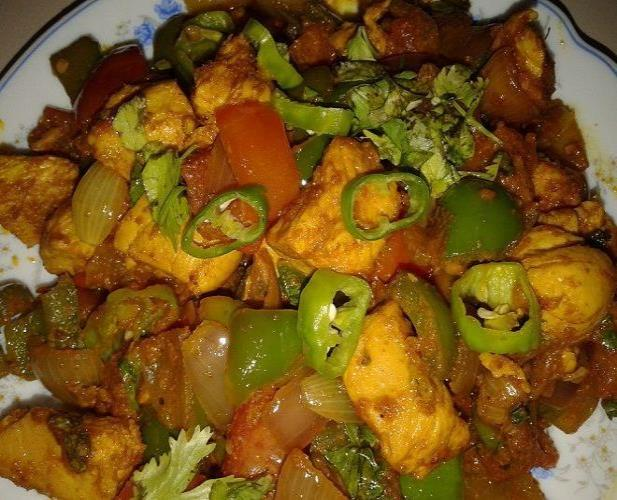 boneless chicken jalfrezi recipe