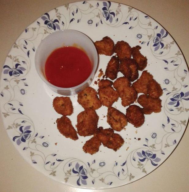 boneless chicken nuggets recipe