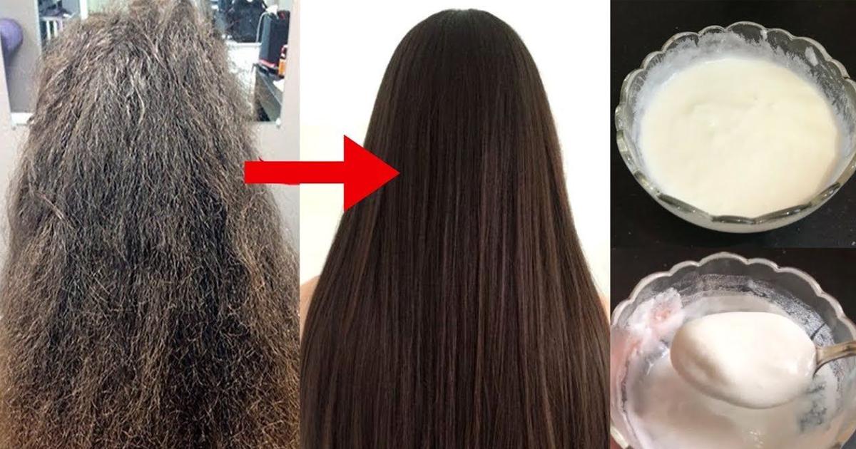 डैमेज बालों के लिए उपाय