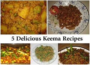 5 Delicious Keema Recipes with Extra-Ordinary Taste