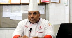 Chef Raja Abdullah Interview