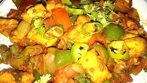 Chicken Jalfrezi Step by Step Recipe in Urdu